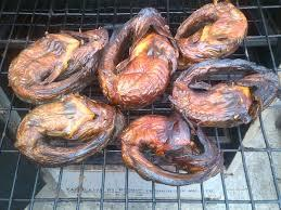 FRESH DRIED CATFISH, NATURALY PREPARED . GOES FOR 10, 000 NAIRA PER KG. WORTH THE PRICE.