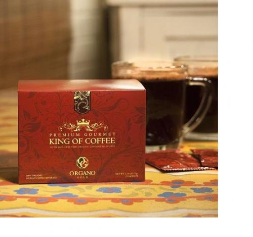 The only instant Organic Coffee with Organic Ganoderma Spore Powder. The deep, rich, and bold flavour is enhanced with the rare and exotic Organic Ganoderma Spore Powder.