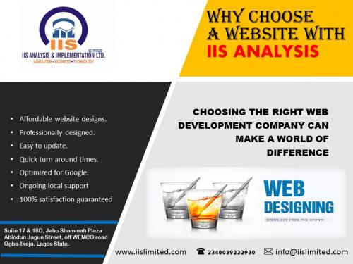 Website Design - Dynamic and Responsive